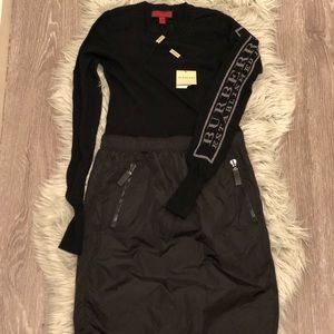Authentic Burberry dress - brand new, with tag